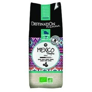 Kawa Destination 100% Arabica Meksyk Ziarnista 250g
