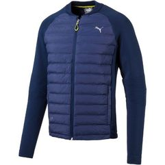 Puma kurtka Evoknit Padded Jkt Blue Depths XL (4057828250571)