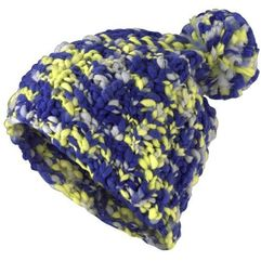 Marmot czapka wm's frosty pom hat midnight purple