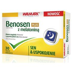 Benosen Plus z melatoniną x 30 tabletek