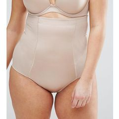 City Chic Smooth & Chic Control Brief - Cream