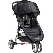 Baby Jogger Wózek City Mini, Black/Gray