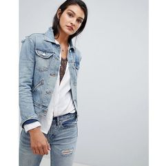 light indigo denim jacket - blue marki Allsaints