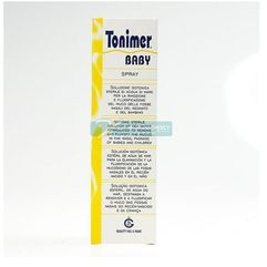 TONIMER BABY SPRAY DO NOSA 100ML (8033224818344)
