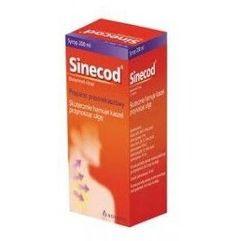 SINECOD 0,005g/ml krople 20ml