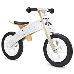 Caretero toyz rowerek biegowy woody grey