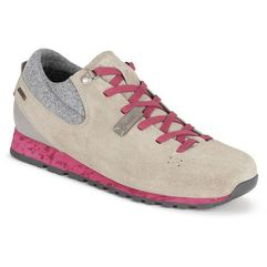 Aku damskie buty bellamont gaia gtx ws, l. grey/strawberry, 4 (37,0)