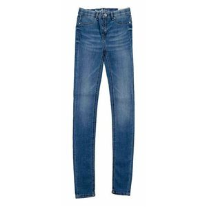 leginsy BLEND SHE - Moon Cherry jeggings Med. Light denim blue (29033) rozmiar: 30/32