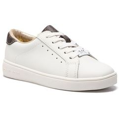 Michael michael kors Sneakersy - zia-ivy alisha white/brown
