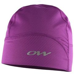 One Way Trace Mesh hat Purple (6438298070582)