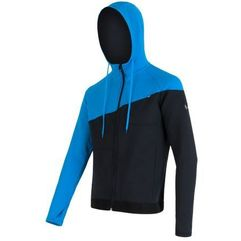 bluza z kapturem tecnostretch black / blue m marki Sensor