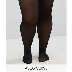 2 pack 50 denier tights - black, Asos curve