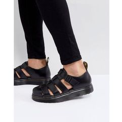 vibal closed sandals in black - black, Dr martens