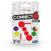 Hasbro Gra karciana connect 4 card game (5010993645374)