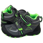 Kappa Trekkingi perry mid tex k 260566k/1330 anthra/green (ka151-b)