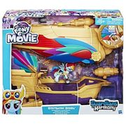 Hasbro My little pony, guardians of harmony, statek piracki