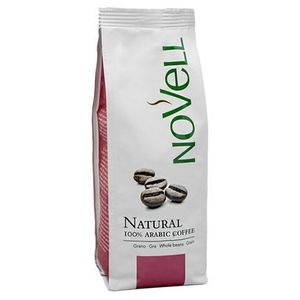 Novell Natural 100% Arabica 0,25 kg ziarnista (8422675000604)