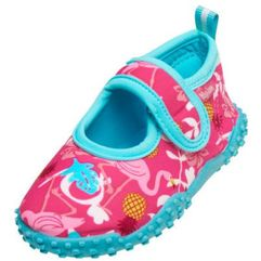 Playshoes Buty do wody Flamingo turkusowy