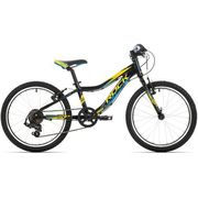 "ROCK MACHINE 20"" Surge 20 Black/Yellow/Blue 10"" (8592842055260)"