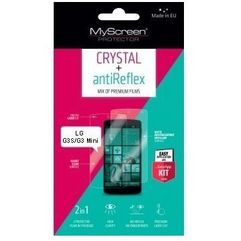 Folia ochronna MYSCREEN PROTECTOR Crystal+Antireflex do LG G3S/G3 Mini (5901924904403)