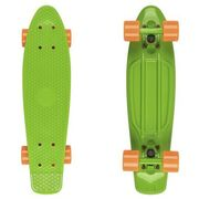 Deskorolka Fishskateboards Green / Green / Orange
