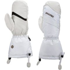 Marmot wm's warmest mitt soft white s