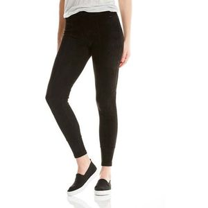 Spodnie - velour leggings black beauty (bk11179) rozmiar: m, Bench