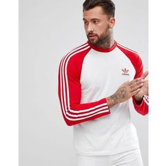 adidas Originals adicolor Longsleeve Top In Red CW1231 - Red, w 3 rozmiarach