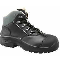 Haix Buty airpower r22 mid s3 gore-tex black (607805)