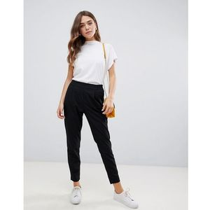 Pimkie Soft Tailored Trousers - Black
