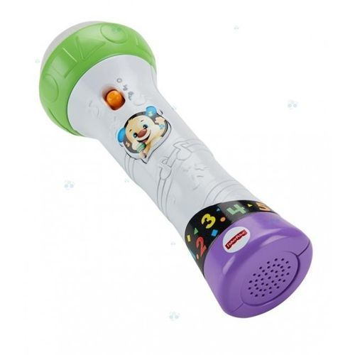 Fisher Price Mikrofon Malucha FBP38
