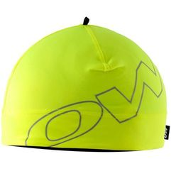 One Way czapka sportowa Godi Lycra Yellow