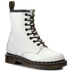 Dr. martens Glany - 1460 10072100 white