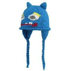 Barts Mini Boys Czapka SPEAKY BEANIE dream blue - niebieski