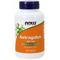 Now Foods Astragalus 500mg 100 kaps.