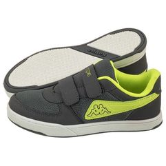 Kappa Buty trooper light sun k 260536k/1633 grey/lime (ka145-b)