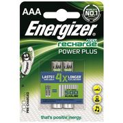 Energizer Akumulatorki power plus aaa 700mah 2szt.