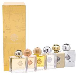Amouage Mini Set Classic Collection zestaw 6x7,5 ml Edp Gold + Dia + Ciel + Reflection + Jubilation XXV + Beloved dla kobiet