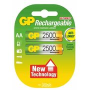 Gp-batteries Akumulator gp hr6 2500 mah 2 szt. - blister (4891199069901)