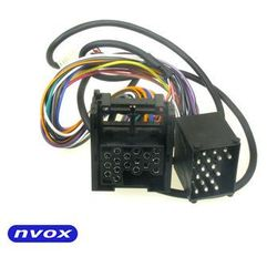 Dobra marka - NVOX CAB1080A BMW 10PIN Kabel do zmieniarki cyfrowej emulatora MP3 USB SD BMW 10PIN (5909182418984)