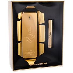 Paco Rabanne 1 Million M Zestaw perfum edt 100ml + 10ml Edt (3349668515448)