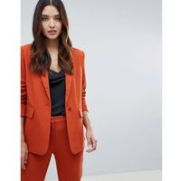 tailored blazer - orange, Y.a.s, 34-42