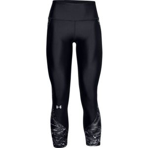 legginsy damskie prt ankle crop black s, Under armour