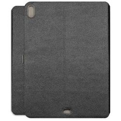 Etuo wallet book Apple ipad pro 12.9 (2018) - etui na tablet wallet book - czarny